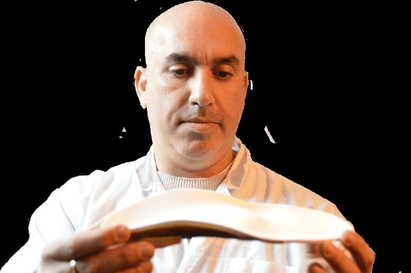 יאיר דרורי - מומחה למדרסים ולבעיות כף הרגל