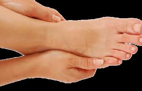 האם מדרסים עוזרים לכאבי רגליים